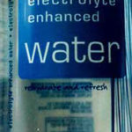 Trader Joe's Electrolyte Enhanced Water