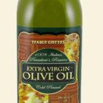 Trader Joe's Extra Virgin Olive Oil