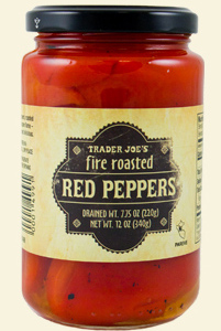 Trader Joe's Fire Roasted Red Peppers