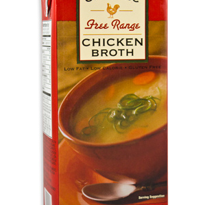 Trader Joe's Organic Free Range Chicken Broth