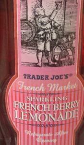 Trader Joe's French Market Sparkling French Berry Lemonade