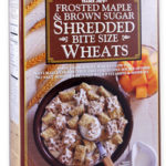 Trader Joe's Frosted Maple & Brown Sugar Bite-Size Shredded Wheat