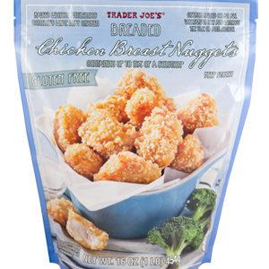 Trader Joe's Gluten-Free Chicken Nuggets