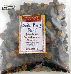Trader Joe's Golden Berry Blend