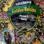 Trader Joe's Golden Raisins