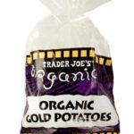 Trader Joe's Organic Gold Potatoes