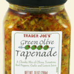 Trader Joe's Green Olive Tapenade