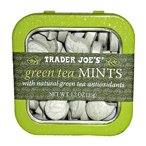 Trader Joe's Green Tea Mints