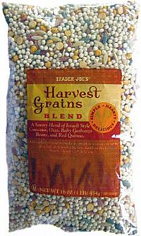 Trader Joe's Harvest Grains Blend