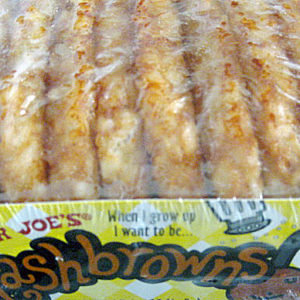 Trader Joe's Hash Browns