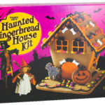 Trader Joe's Haunted Gingerbread House Kit