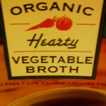 Trader Joe's Organic Hearty Vegetable Broth