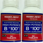 "Trader Joe's High Potency B ""100"""