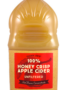 Trader Joe's Honey Crisp Apple Cider