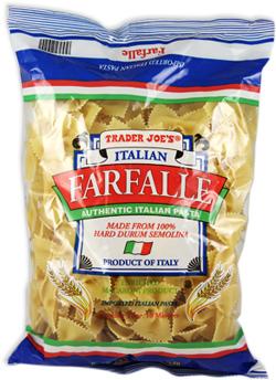 Trader Joe's Italian Farfalle