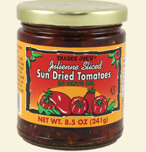 trader joes julienne sliced sun dried tomatoes reviews trader joes reviews blog archive