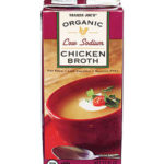 Trader Joe's Organic Low Sodium Chicken Broth