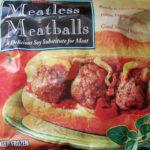 Trader Joe's Meatless Meatballs