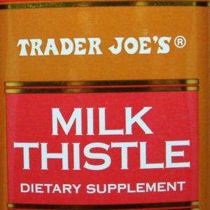 Trader Joe's Milk Thistle