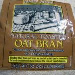 Trader Joe's Natural Toasted Oat Bran
