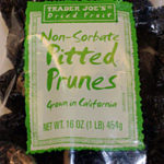 Trader Joe's Non-Sorbate Pitted Prunes