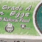 Trader Joe's Organic Free Range Eggs