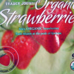 Trader Joe's Organic Frozen Strawberries