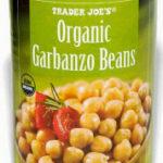 Trader Joe's Organic Garbanzo Beans