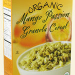 Trader Joe's Organic Mango Passion Granola Cereal