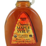 Grade A Organic Maple Syrup