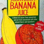 Trader Joe's Organic Orange Strawberry Banana Juice
