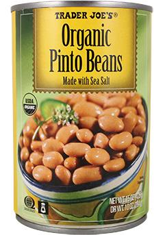 Trader Joe's Organic Pinto Beans