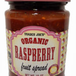 Trader Joe's Organic Raspberry Fruit Spread