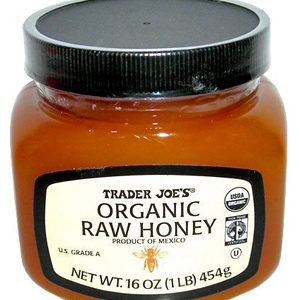 Trader Joe's Organic Raw Honey