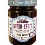 Trader Joe's Organic Super Fruit Spread