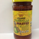 Trader Joe's Organic Tomatillo & Roasted Yellow Chili Salsa