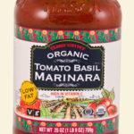 Trader Joe's Organic Tomato Basil Marinara Sauce