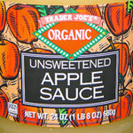 Trader Joe's Organic Unsweetened Apple Sauce