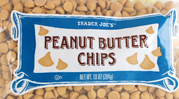 Trader Joe's Peanut Butter Chips