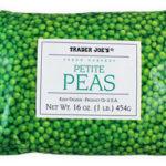 Trader Joe's Petite Peas