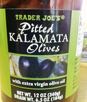 Trader Joe's Pitted Kalamata Olives