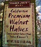 Trader Joe's Premium Walnut Halves