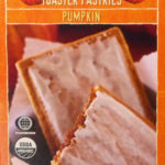 Trader Joe's Pumpkin Toaster Pastries