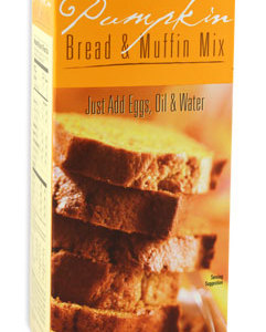 Trader Joe's Pumpkin Bread & Muffin Mix