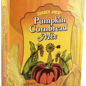 Trader Joe's Pumpkin Cornbread Mix