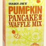 Trader Joe's Pumpkin Pancake & Waffle