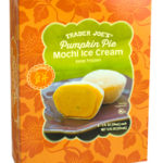 Trader Joe's Pumpkin Pie Mochi Ice Cream