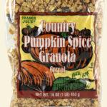 Trader Joe's Pumpkin Spice Granola