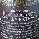 Trader Joe's Pure Bourbon Vanilla Extract