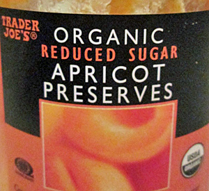 Trader Joe's Organic Reduced Sugar Apricot Preserves ...
